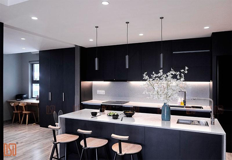 Thiết kế - Thi công nội thất chung cư