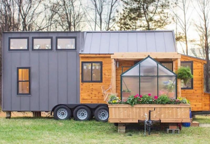 Nhà gỗ di động là gì? Những lý do nên chọn nhà gỗ di động
